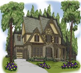 House Plan #104-1015