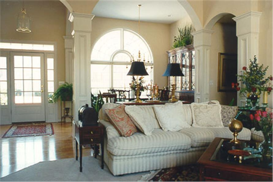 Family Room of this 3-Bedroom,2397 Sq Ft Plan -2397
