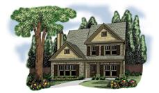 Main image for house plan # 20340