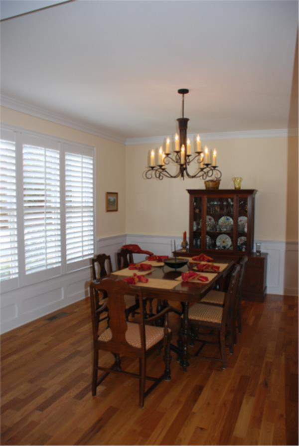 104-1034: Home Interior Photograph-Dining Room