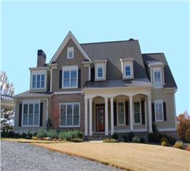 House Plan #104-1034