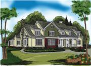 View house Plan#104-1034