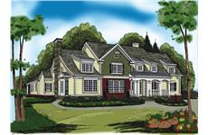 Main image for house plan # 17217