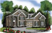 View house Plan#104-1045