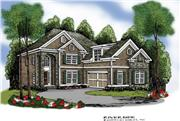 View house Plan#104-1045