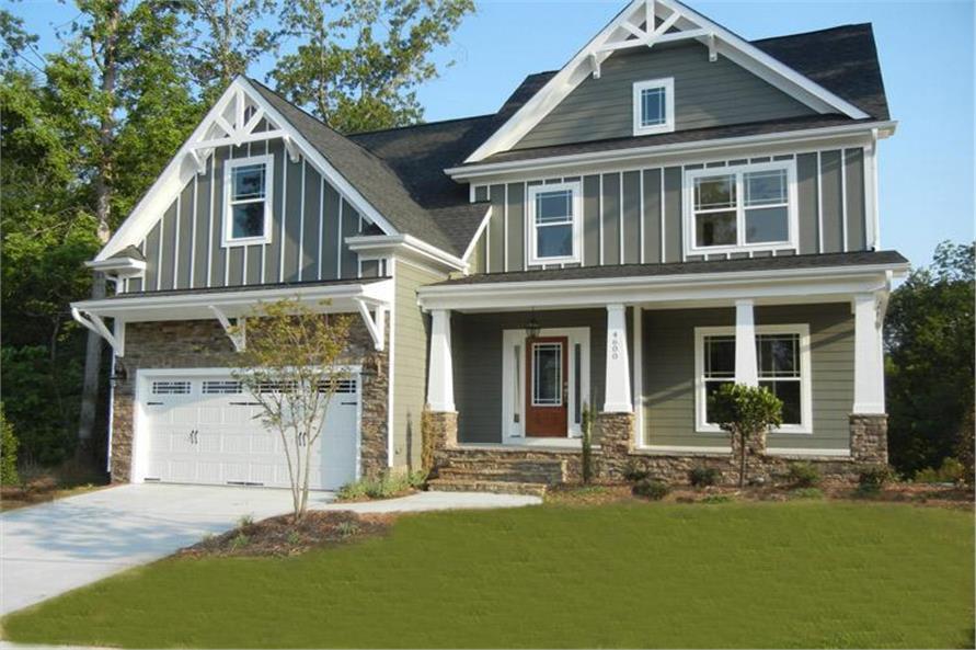 104-1048: Home Plan 3D Image