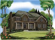 View house Plan#104-1053