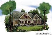View house Plan#104-1064