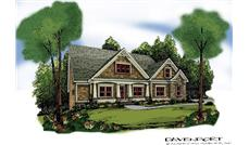 Main image for house plan # 17203