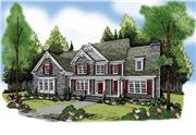 View house Plan#104-1067