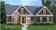 View house Plan#104-1073