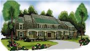 View house Plan#104-1077