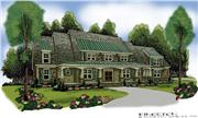 View house Plan#104-1077