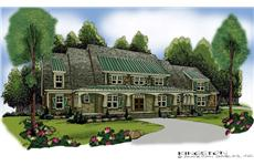 Main image for house plan # 17186