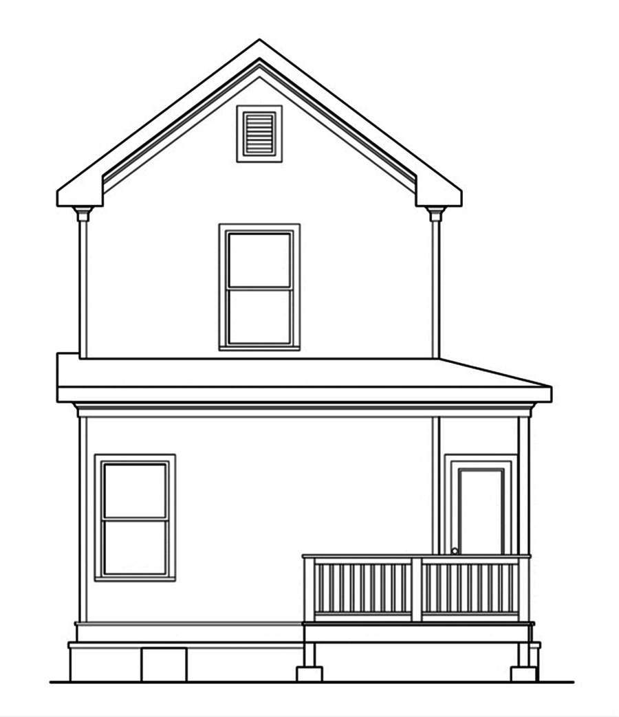Craftsman house plan 104 1148 3 bedrm 1400 sq ft home for 1400 square foot house floor plans