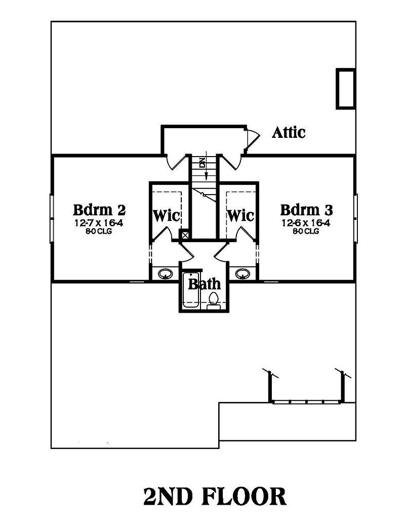Ranch House Plan 104 1149 3 Bedrm 2365 Sq Ft Home