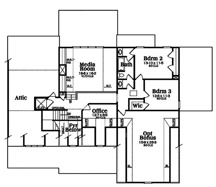 Cape Cod House Plan 104 1159 3 Bedrm 3307 Sq Ft Home