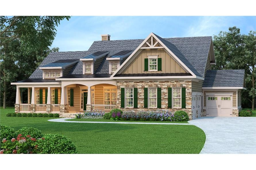 Cape cod house plan 104 1192 5 bedrm 4061 sq ft home for Cape style homes for sale