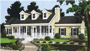 View house Plan#105-1011