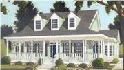 View house Plan#105-1018