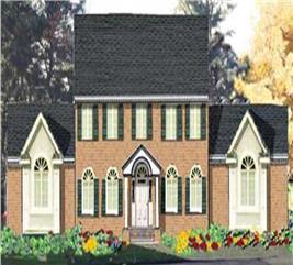 House Plan #105-1022