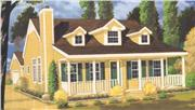 View house Plan#105-1035