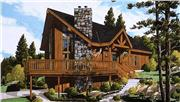 View house Plan#105-1043
