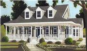 View house Plan#105-1068