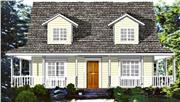 View house Plan#105-1072