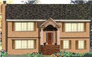 View house Plan#105-1077
