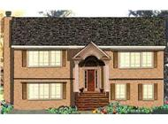 Main image for house plan # 9931