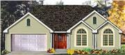 View house Plan#105-1089