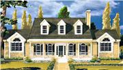 View house Plan#105-1099