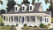 View house Plan#105-1106