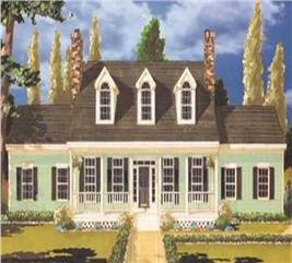 House Plan #105-1113