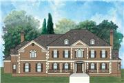 View house Plan#106-1001