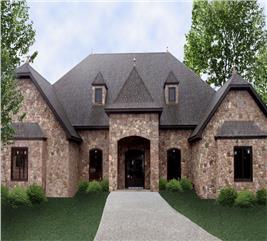 House Plan #106-1002