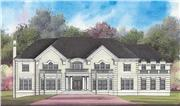 View house Plan#106-1009