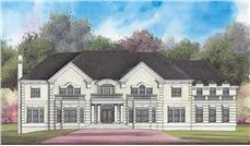 Main image for luxury house plan # 17693