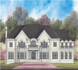House Plan #106-1009