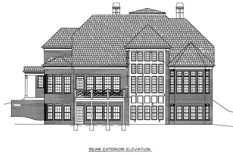 House Plan #106-1010