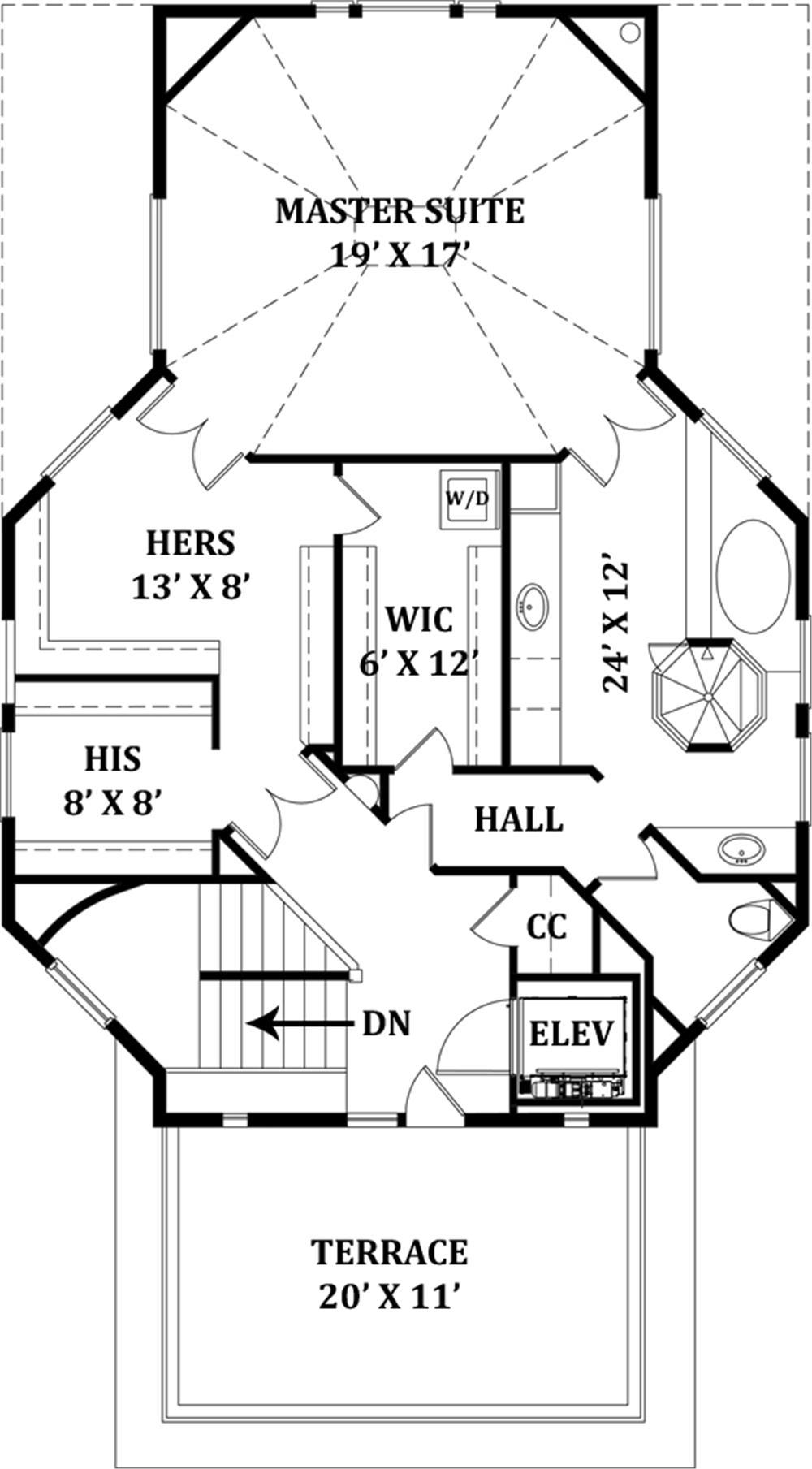 106-1014 third floor