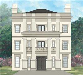 House Plan #106-1014