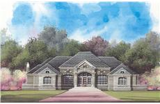 Main image for house plan # 16115