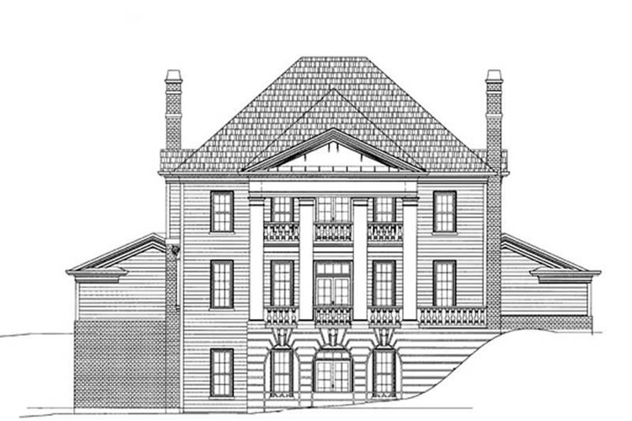 House Plan #106-1028