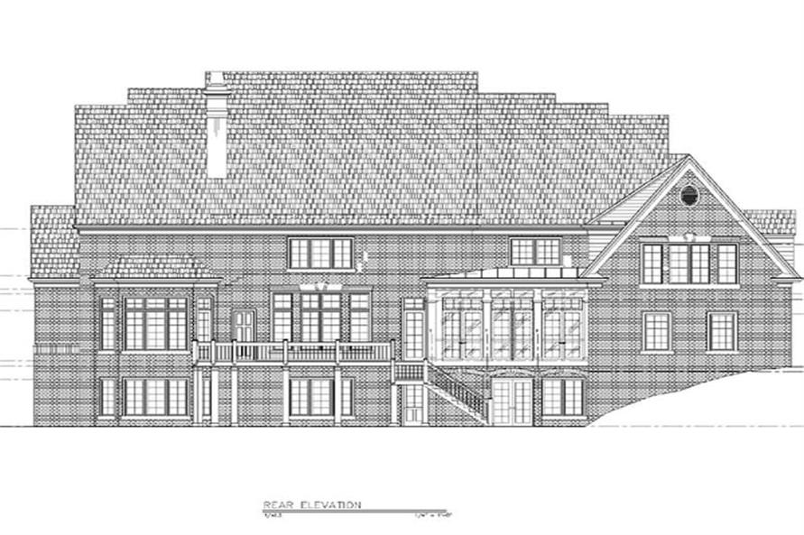 House Plan #106-1030