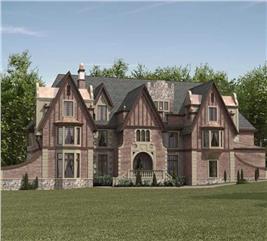 House Plan #106-1031