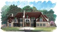 Main image for house plan # 16334