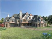 View house Plan#106-1033