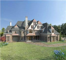 House Plan #106-1033